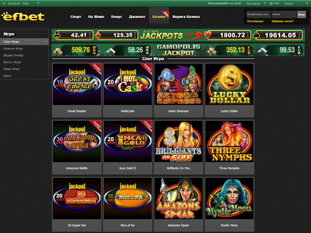efbet online casino