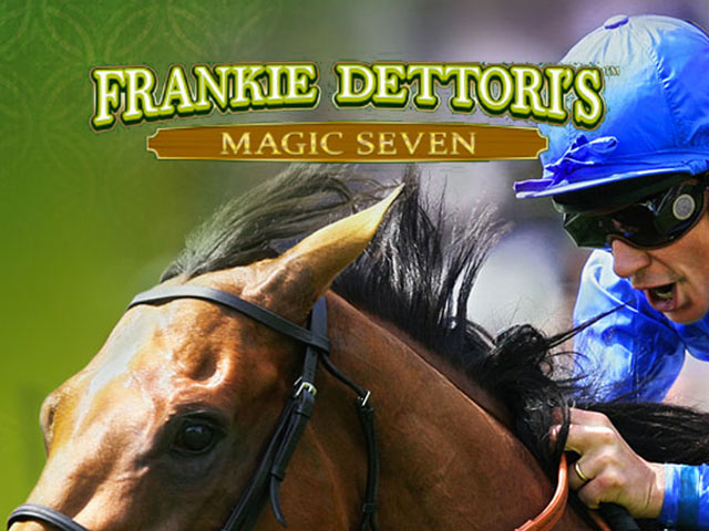 Видео слот Frankie Dettori's Magic Seven