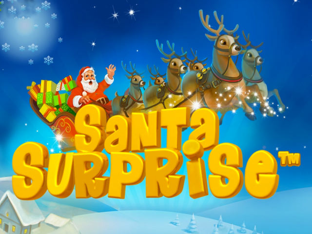 Santa Surprise Playtech