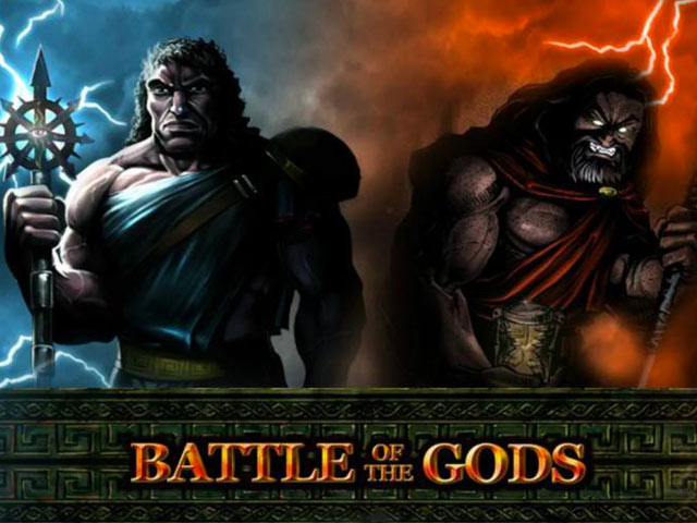Battle of the Gods (Битка на Боговете) Playtech