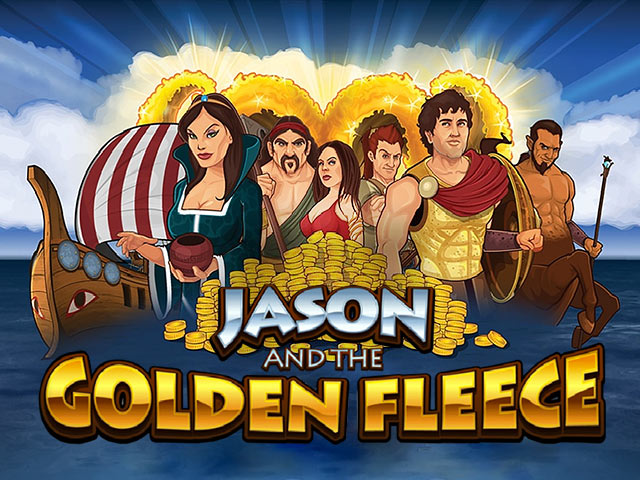 Слот машини на приключенска тематика Jason and the Golden Fleece