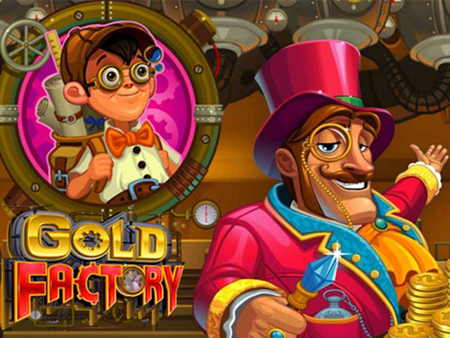 Gold Factory (Голд Фактори) Microgaming