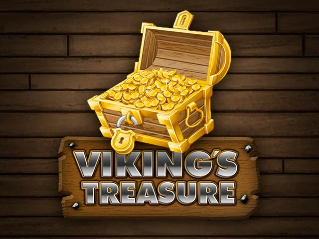 Слот машини на приключенска тематика Viking's Treasure