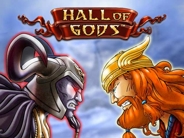 Hall of Gods Net Entertainment