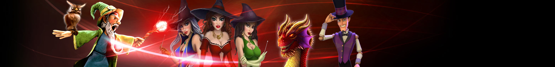 Слотове с магия и митология